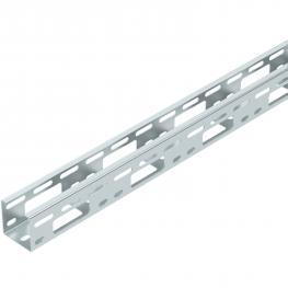 Luminaire support rails/luminaire support trays
