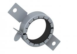 PYROCOMB® pipe sleeve