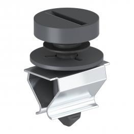 Spare parts, plastic floor socket