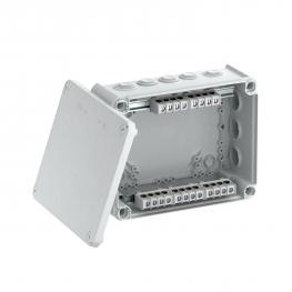 Junction box T 250, plug-in seal, terminal strip