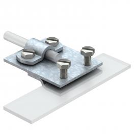 Folding clamp up to 5 mm plate thickness FT