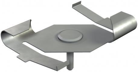 Ceiling profile clamp - CPC