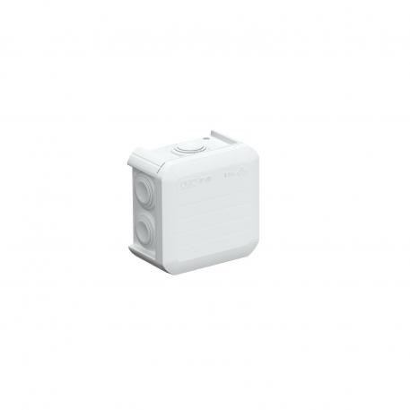 Junction box T 40, plug-in seal, flame-resistant