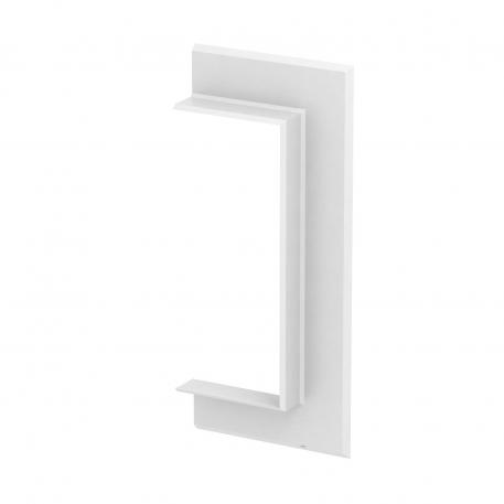 PVC wall cover, open, 70170