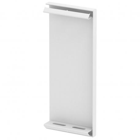 End piece, trunking height 70 mm