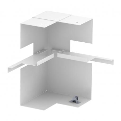 Internal corner, simplified, trunking height 70 mm