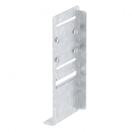 Connection profile for trunking width 210 mm