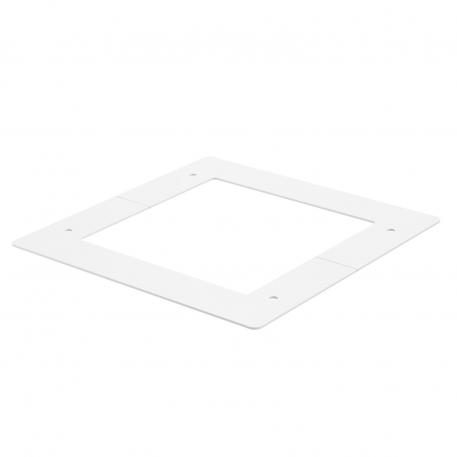 Ceiling panel for pole profile