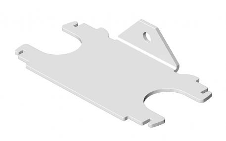 Fastening bracket for ISST70140