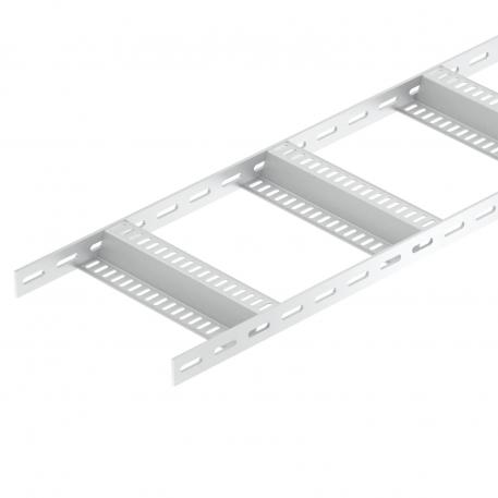 Cable ladder with Z rung, standard ALU