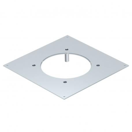 Heavy-duty mounting lid for 350-3, nominal size R4