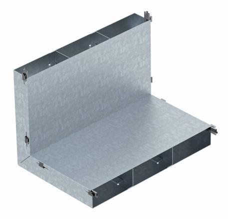 RFT vertical access box